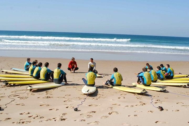 algarve surf school camp aljezur sagres lagos