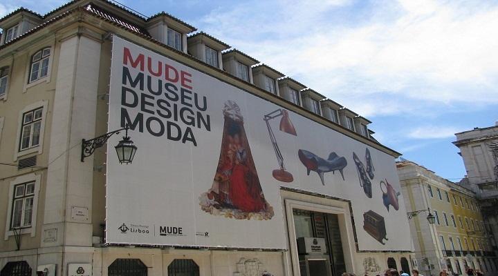 MUDE museum of design fashion moda lisbon