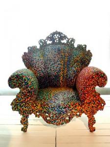 Mendini Chair - MUDE