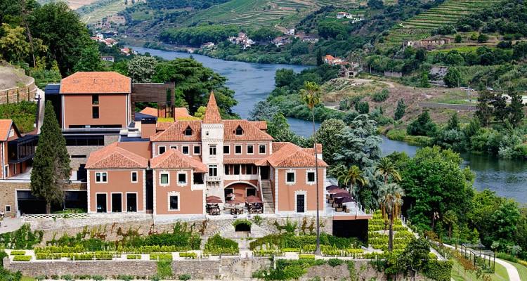 Aquapura in Douro Valley