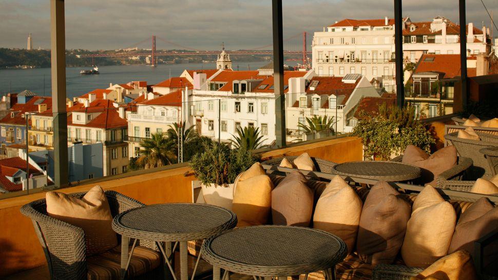 Bairro Alto Rootop Terrace Lisboa