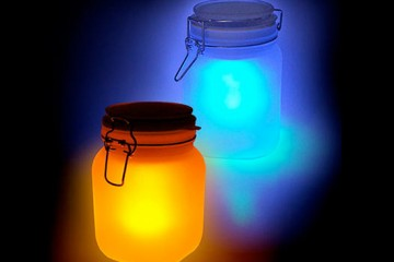 Jars of Sunlight