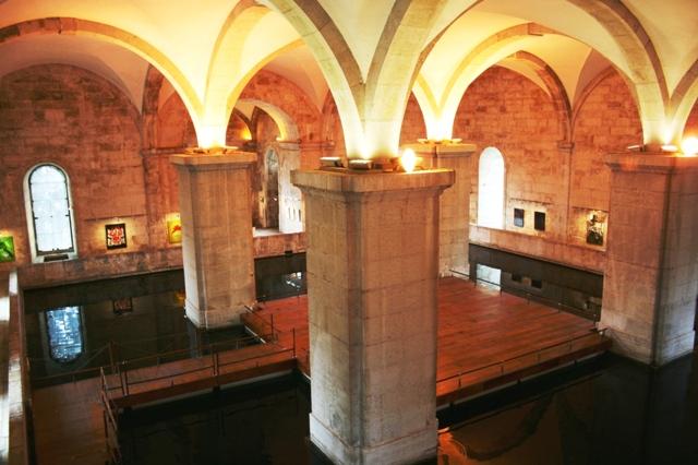 Water Fountain Interior