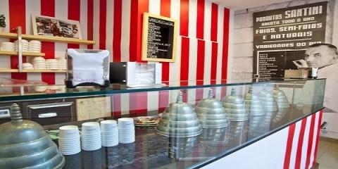 santini gelati gelados estoril chiado best ice cream portugal