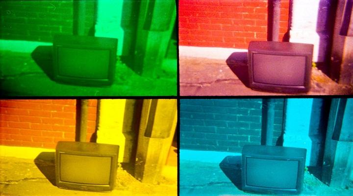 Andy Warhol TV Bearardo Museum