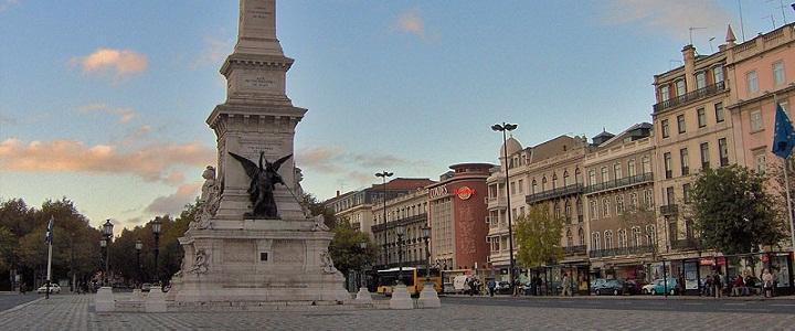 Avenida Da Liberdade Designer Shopping In Lisbon