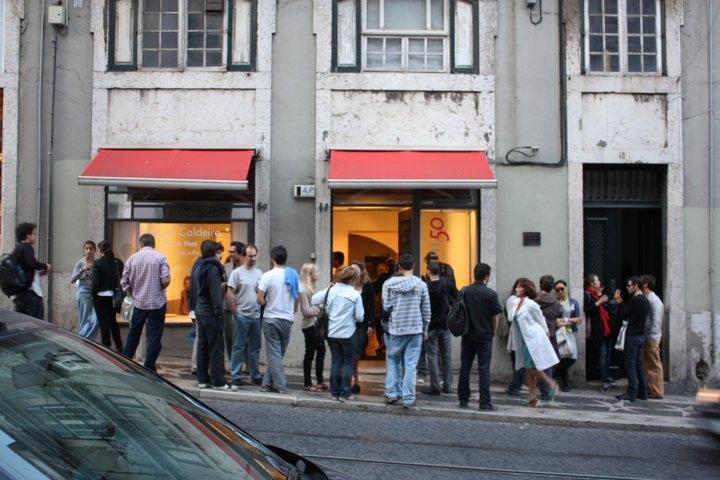 Galeria Alecrim 50 - Chiado Lisbon