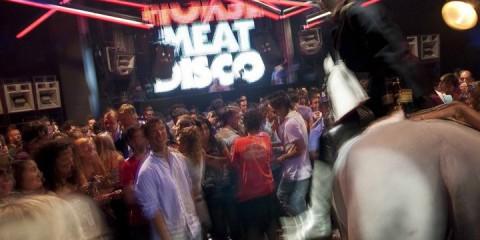 Lux Lisbon Horse Meat Disco