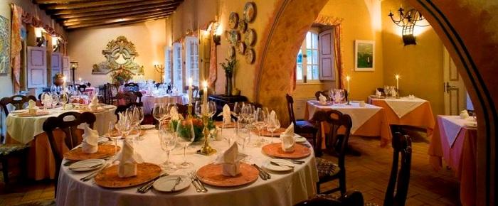 Restaurante Pequeno Mundo french cuisine almancil algarve