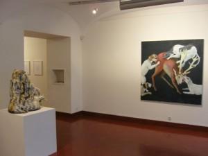 Stag night Exhibition at Galeria Alecrim 50