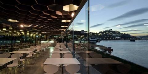 Ar de Rio Dining Room Esplanade porto Vila Nova de Gaia