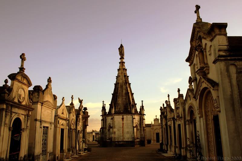 Conchada Cemetery Coimbra