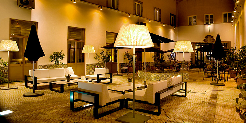 Patio Hotel Infante Sagres Porto