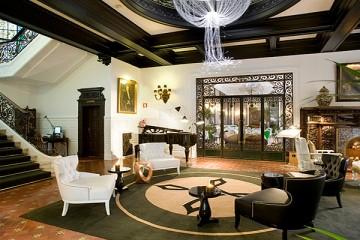 Lobby Hotel Infante Sagres Porto Portugal
