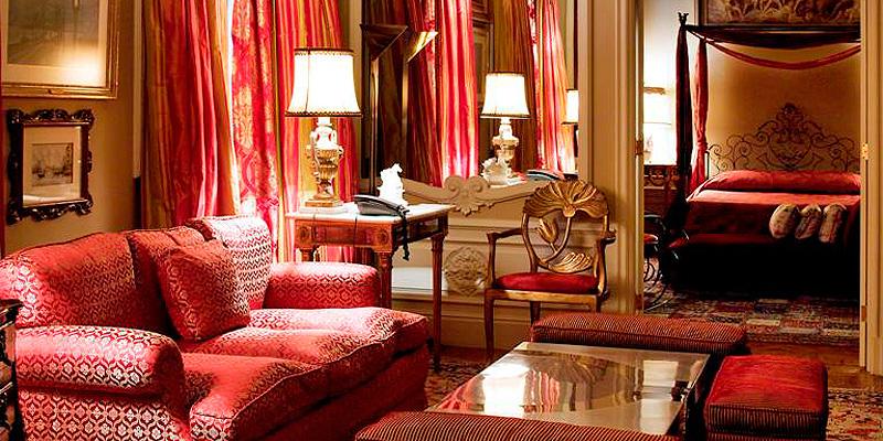 Suite at Hotel Infante Sagres Porto