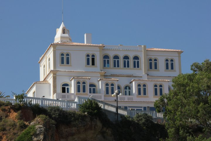 Hotel Bela Vista Praia da Rocha haunted portugal