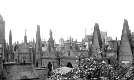 lapa cemiterio porto cemetery portugal