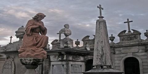 Lapa Cemetery in Porto