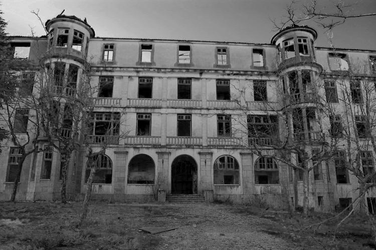 Sanitório da Serra da Estrela