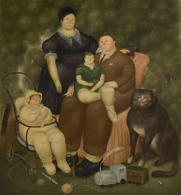Fernando Botero berardo modern art