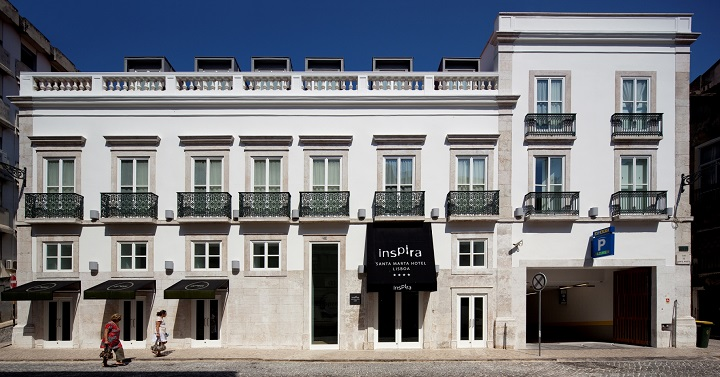 Inspira santa marta urban retreat in the center of for Design boutique hotels algarve