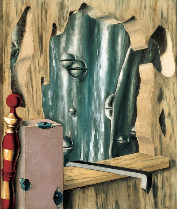 Rene Magritte Berardo contemporary art