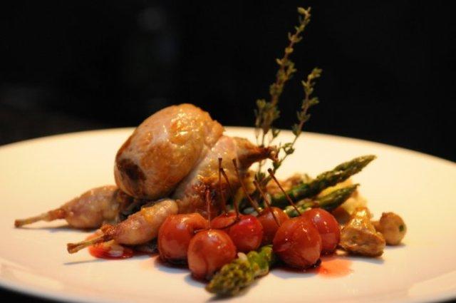 quail pedro lemos portuguese cuisine