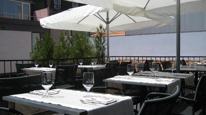 terrace dining porto, pedro lemos restaurante