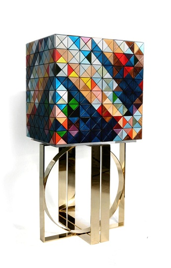 Pixel Limited Edition Cabinet boca do lobo