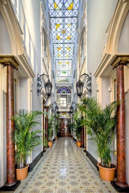 entry hotel palacete chafariz