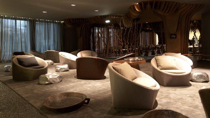 terra lounge, modern hotel design, madeira, funchal