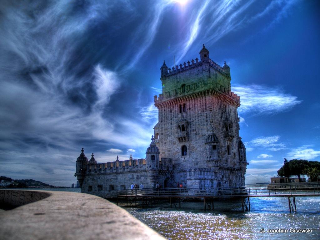 torre de belem gisewski lisbon lisboa