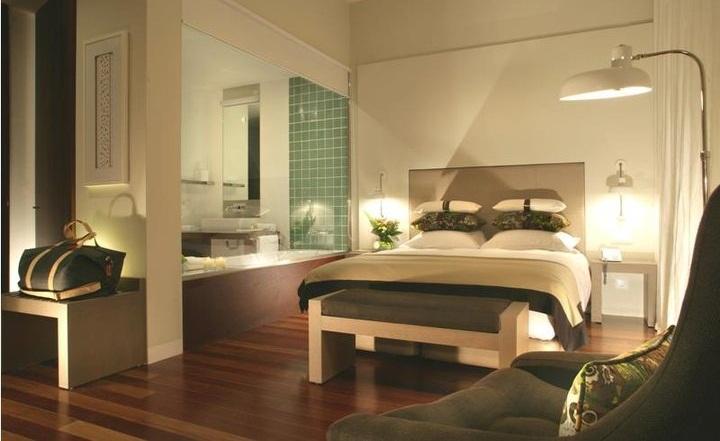 mar de ar evora, classic double, bathroom picture window