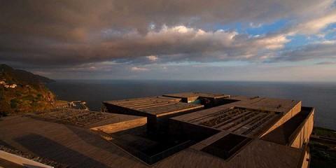 Casa das Mudas, centro artes, calheta madeira funchal