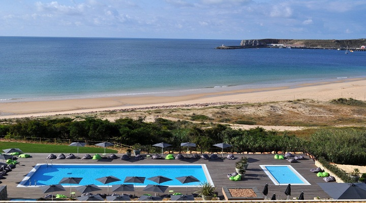 Martinhal bay Beach Club pool sagres algarve
