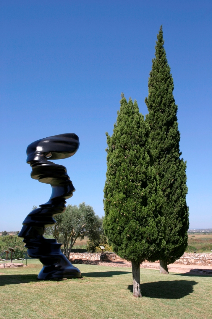 tony cragg line of thought berardo collection vilamoura