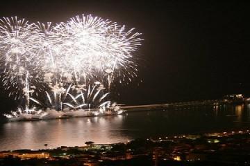 madeira portugal festival atlantic atlantico fireworks