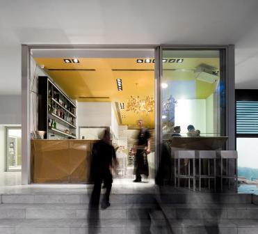 entrance sushi cafe avenida lisbon portugal japanese cuisine