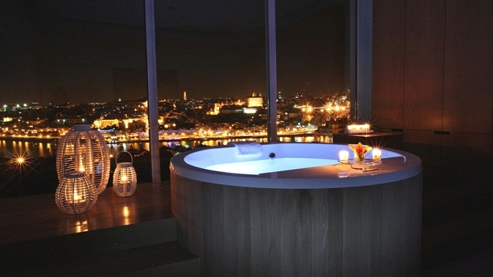 yeatman hotel vinotherapie barrel bath