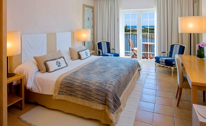 double room lake resort vilamoura algarve portugal