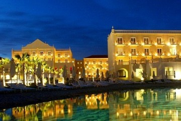 the lake resort, luxury hotel vilamoura algarve portugal