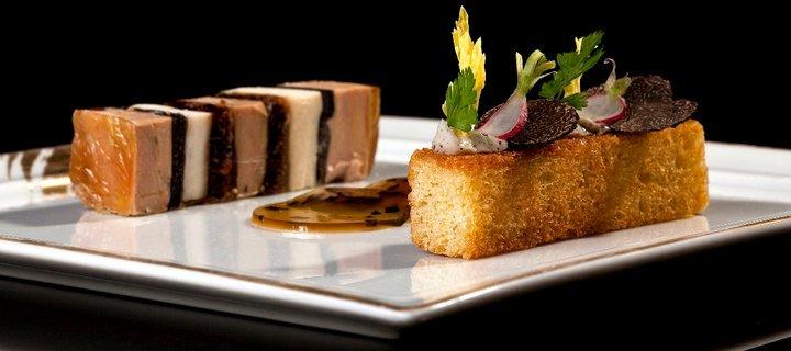 truffle cuisine Restaurante Fortaleza do Guincho cascais