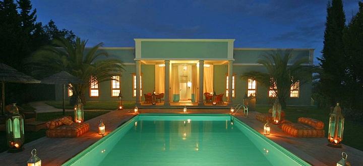 algarve boutique luxury hotel, vila monte