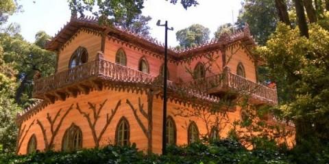 Chalet Condessa d'Edla, Parque da Pena, Sintra