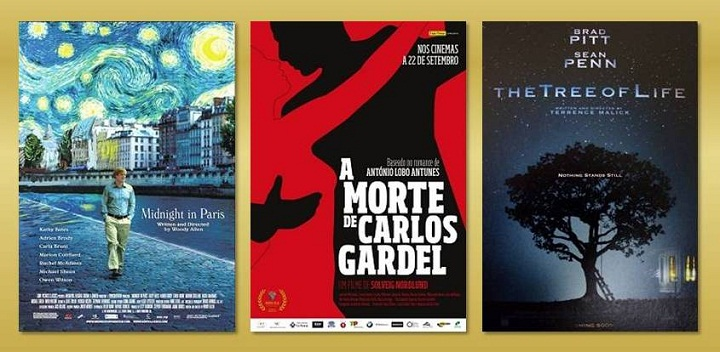 Mignight in Paris, A Morte de Carlos Gardel, Tree of Life