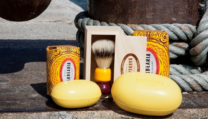Ribeira Products from Antiga Barearia de Bairro, men's trendy shaving products Portugal