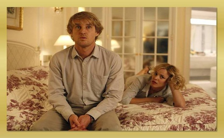 Woody Allen Midnight in Paris - Owen Wilson & Rachel McAdams