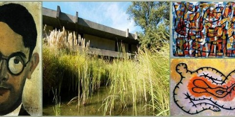 fundaçao Calouste Gulbenkian Foundations, Center Modern Art, centro arte moderna
