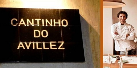 O Cantinho do Allivez new restaurant José Avillez Chiado Lisbon