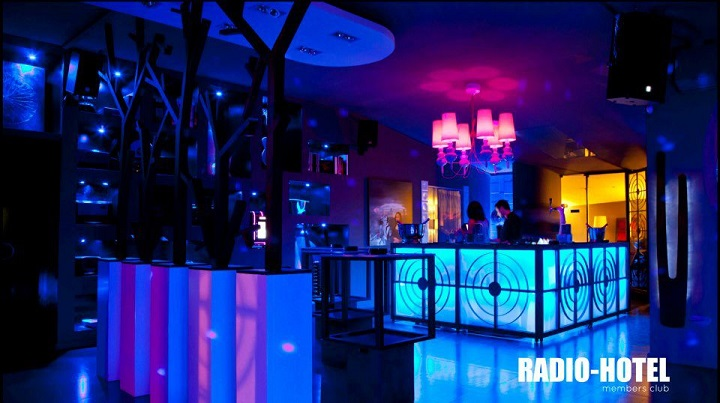 radio hotel premium night club lisbon lisboa portugal
